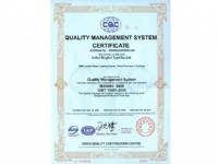 Quality Management System Certification-English